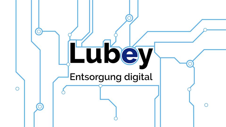 Lubey - Entsorgung digital, kurz erklärt